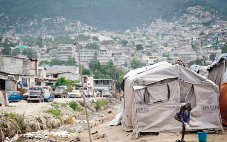 Boy Washes Up in Haiti 2 Years After Earthquake