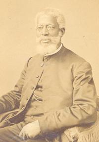 Reverend Alexander Crummell 1819-1898