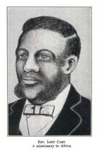 Rev. Lott Cary 1780?-1828