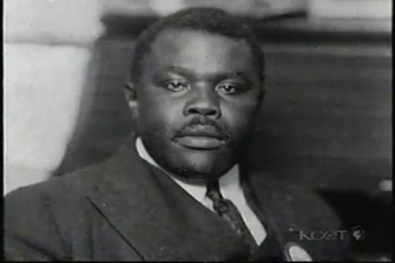 Marcus Musiah Garvey