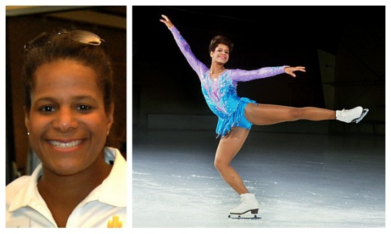 Debi Thomas -  First Black Winter Games Olympic Medalist