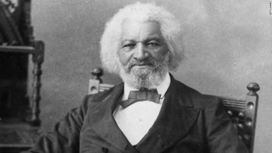 Frederick Douglass 1818 - 1895