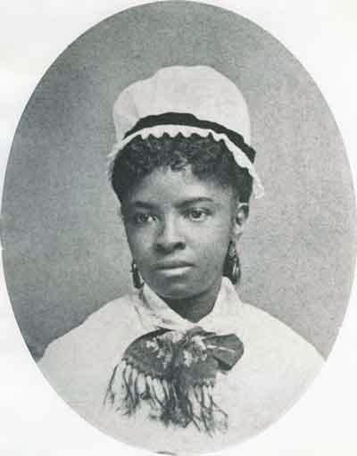 Dr. Rebecca Lee Crumpler 1831-1895